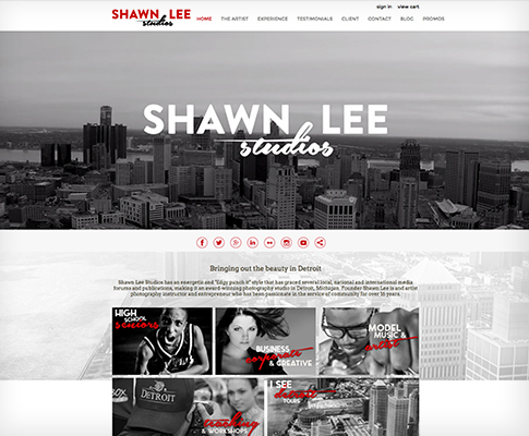 Shawn Lee Website