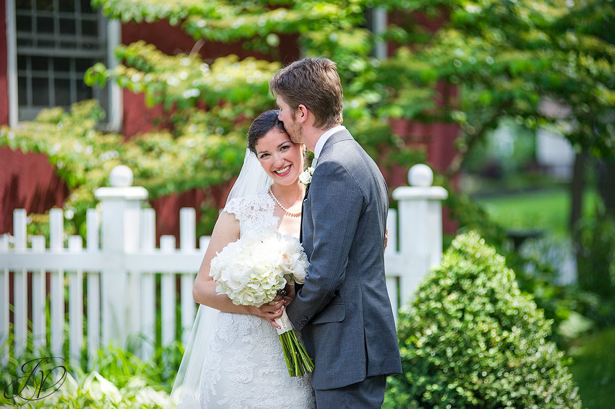 smiling bride with groom photo, groom with beautiful bride, bride and groom portrait, pruyn house wedding, Wedding at The Pruyn House, Albany Wedding Photographer