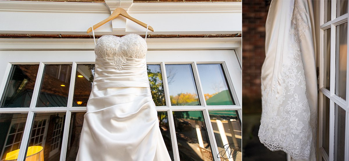 beautiful wedding dress details, jessica painter photography