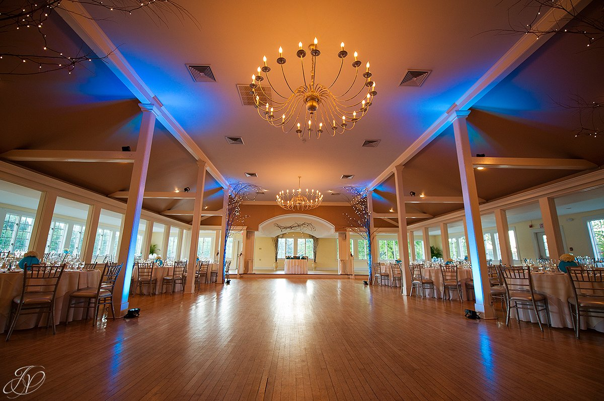 crooked lake ballroom, beautiful reception details