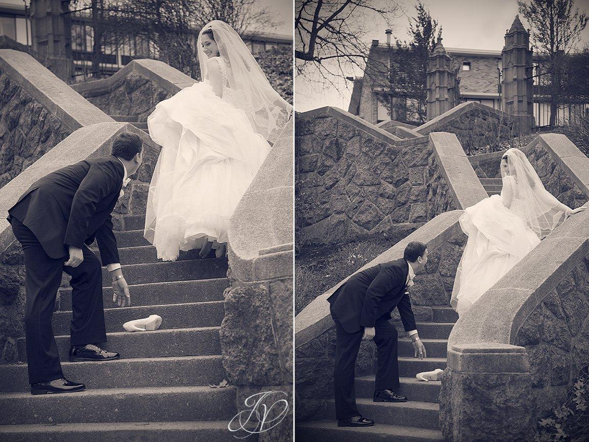 cinderella story wedding, cinderella story bride photo, bride and groom photos,  Saratoga Wedding Photographer, The Canfield Casino wedding