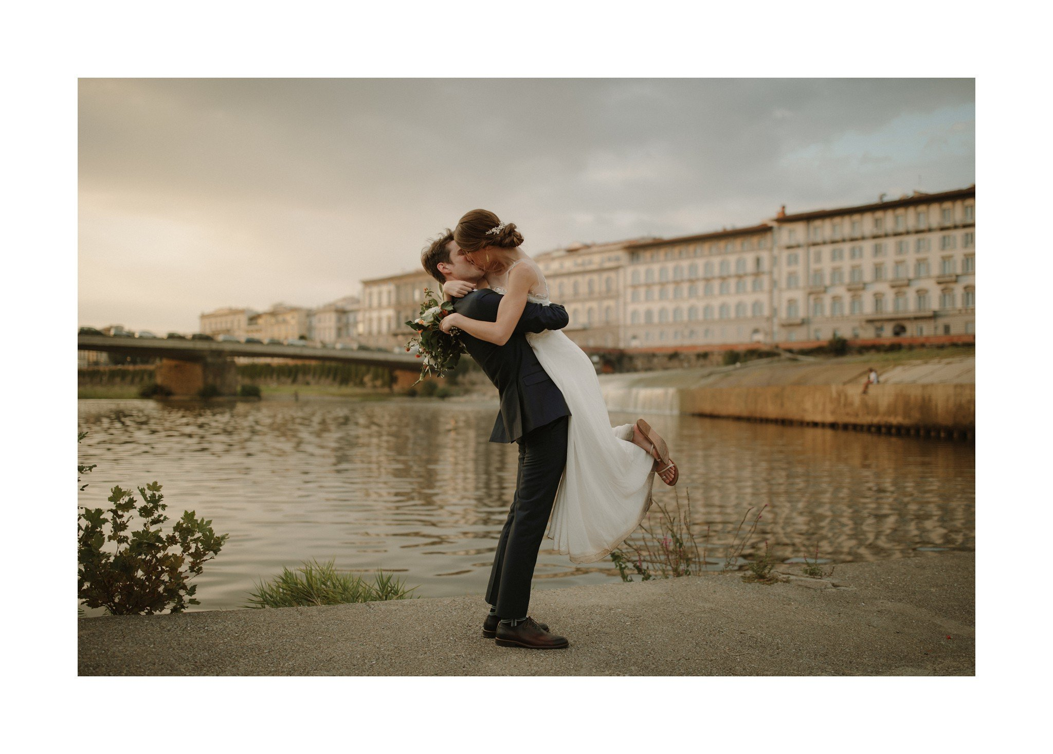 florence elopement photo