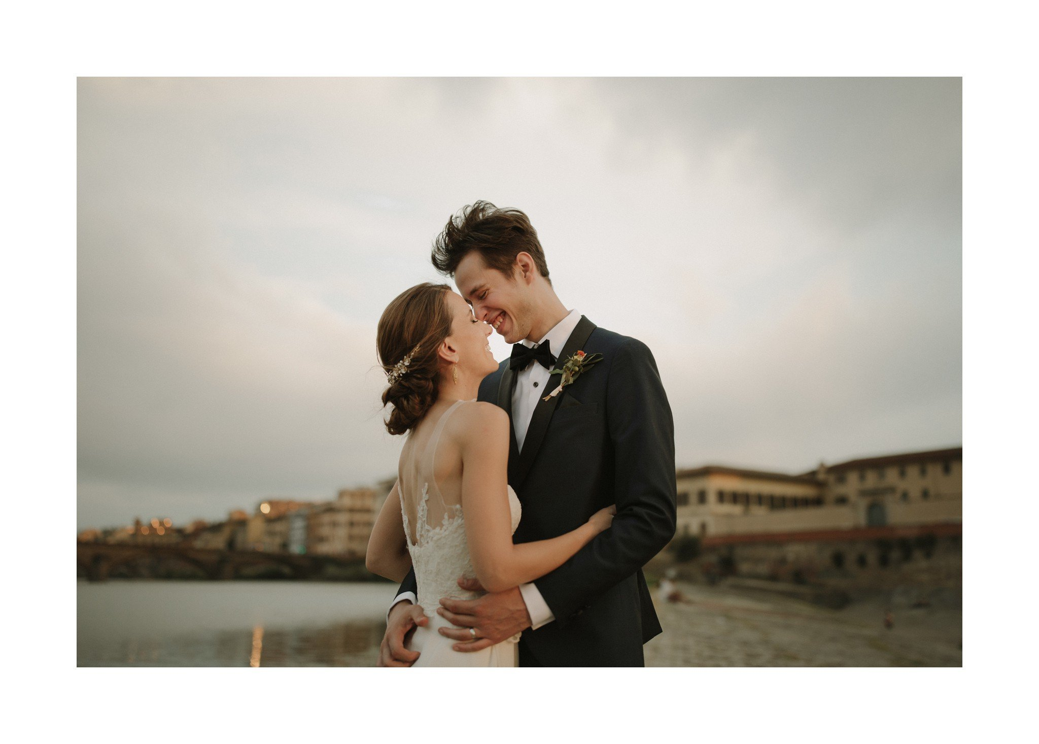italy elopement photo