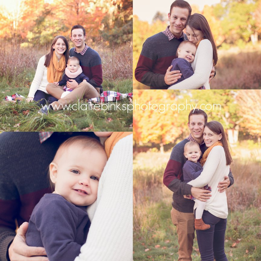 High Park Family Photographer - Fall Mini Sessions Part 2 - Claire Binks Photography