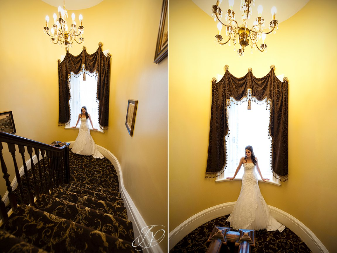 beautiful bride photo,  Schenectady Wedding Photographer, getting ready photo, bride and dress photo, wedding details, Wedding at The Stockade Inn