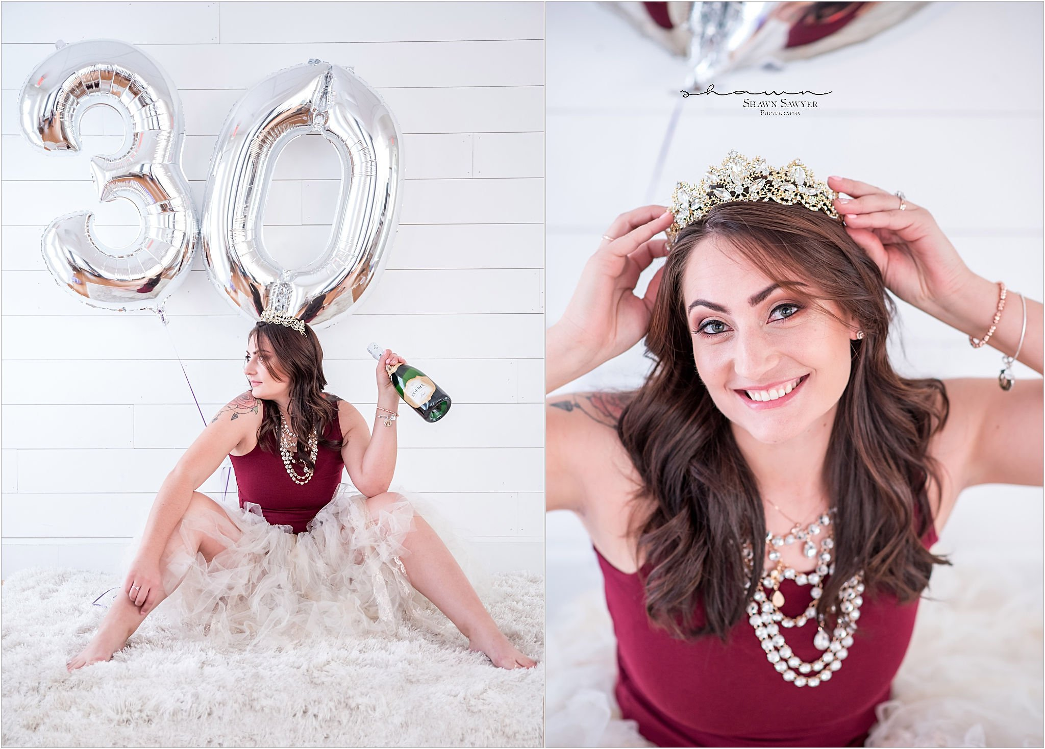 Shawn Sawyer Photography 40th Birthday Adult Cake Smash The Studio Hampton Roads If you're a portrait photographer, chances are you've seen images from a boudoir photo shoot, or even been asked to take a boudoir photo yourself. the studio hampton roads