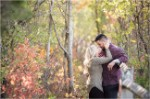 Addyson and Ethan's Fall Engagement Session / Albany Portrait Photographer