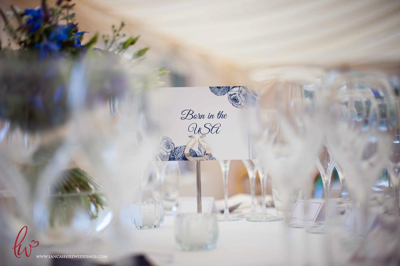 Alternative wedding Nunsmere Hall