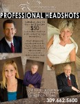 Professional Headshots Day - Tuesday, July 15!