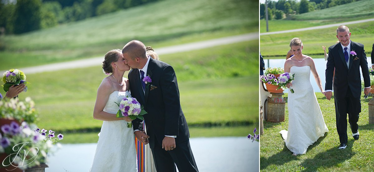Saratoga Wedding Photographer, upstate wedding photographer, outdoor wedding photo, just married