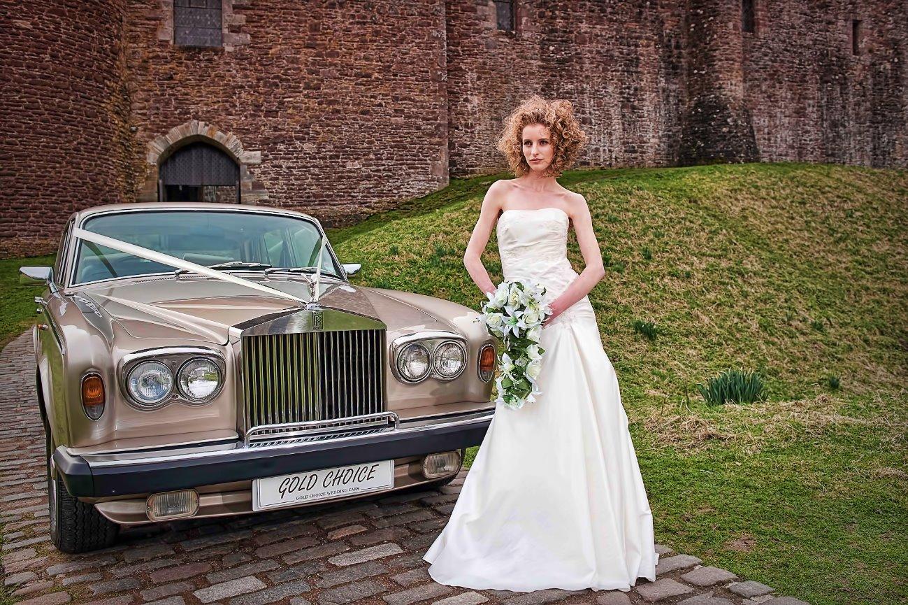 Gold Choice Wedding Cars Shadow Gallery Glasgow Wedding Cars