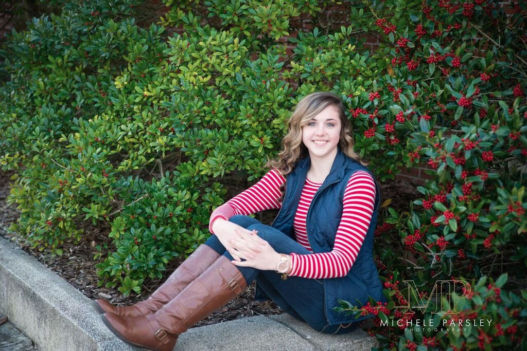 Senior Model: Kaylee Painter