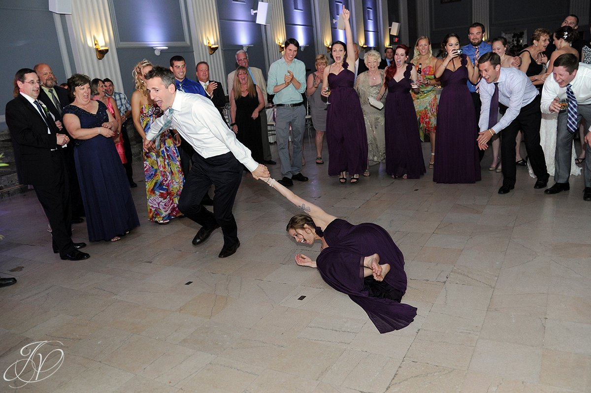 fun reception candid photos, Schenectady Wedding Photographer, Key Hall Proctors reception