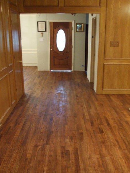 Wood Flooring Robert J Ojeda