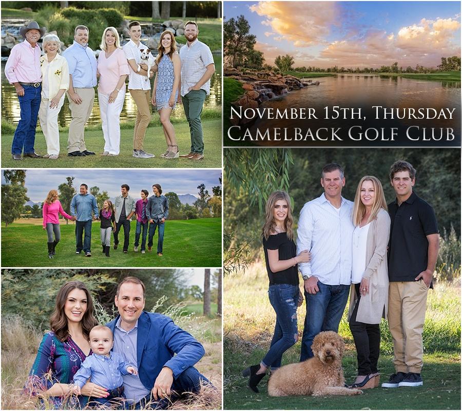 November 15th at Camelback Golf Club