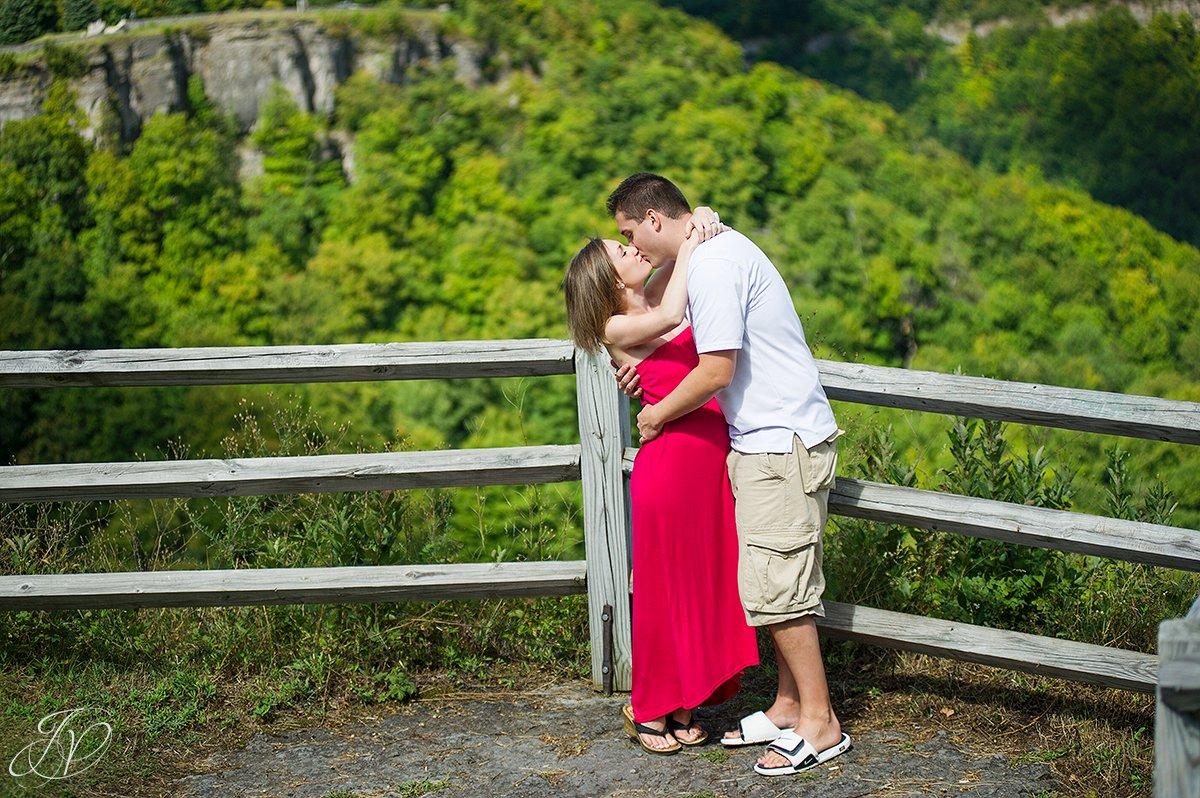 happy couple photos at john boyd thacher park, albany maternity photography, albany maternity photographer, john boyd thacher state park