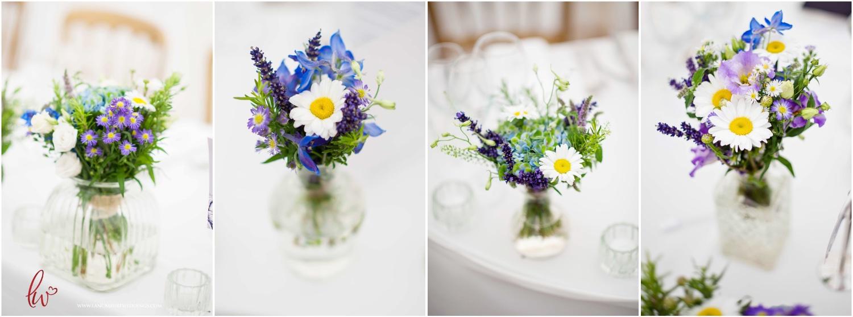 Nunsmere Hall wedding flowers