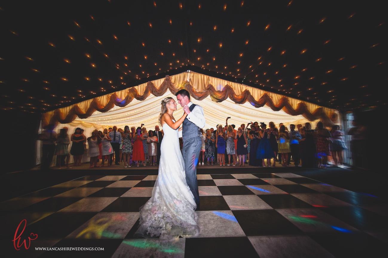 Fabulous Nunsmere Hall wedding