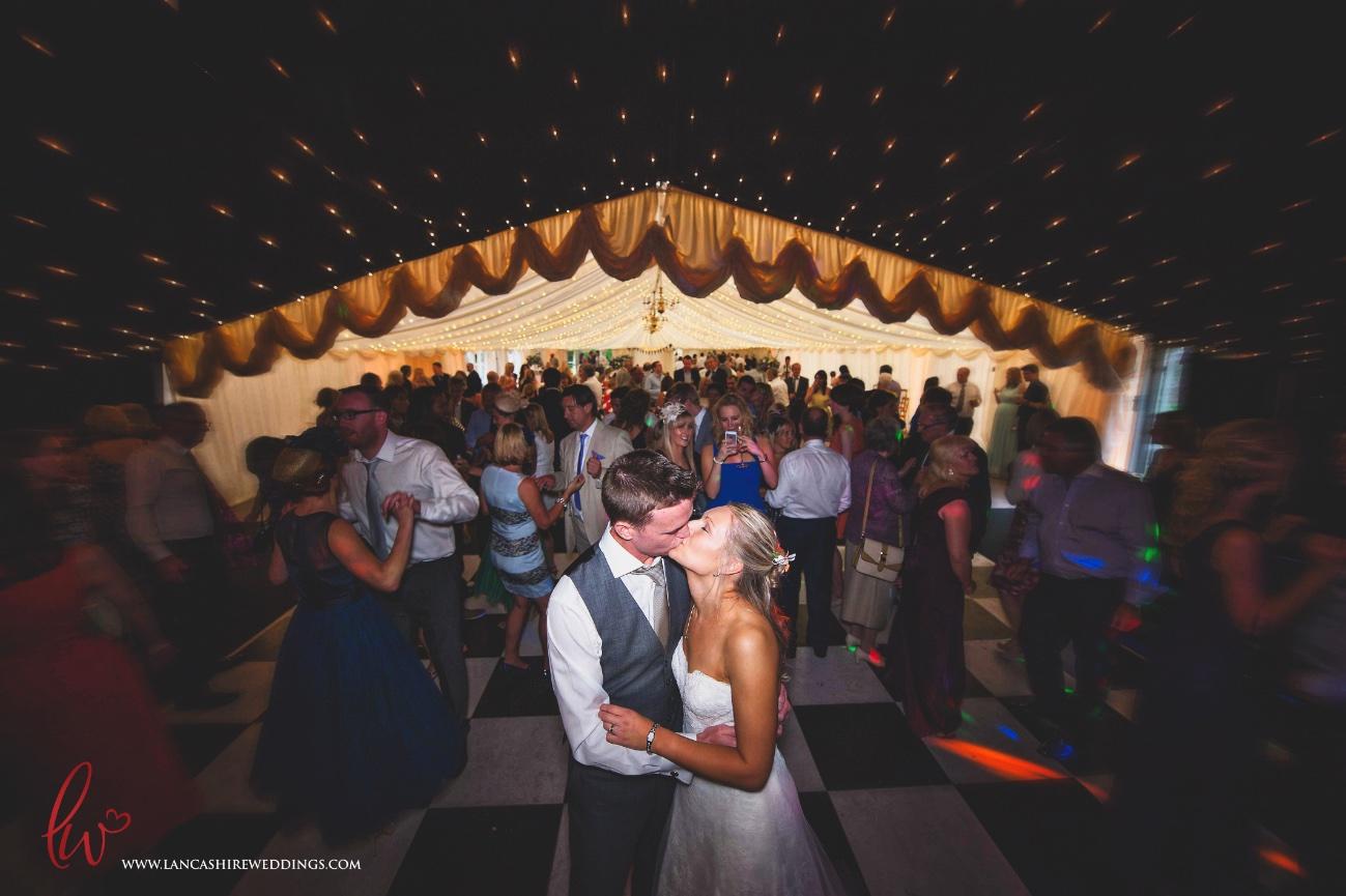 Cool wedding photos Nunsmere Hall