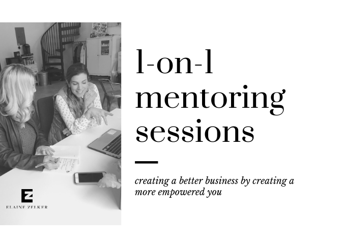 A Brand New You...1-on-1 Mentoring Sessions