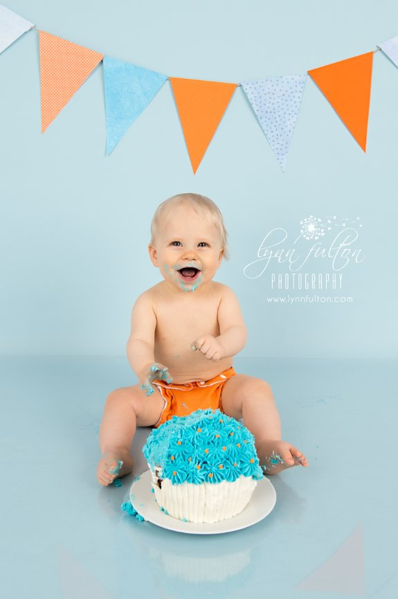 Happy 1st Birthday, Ryan!