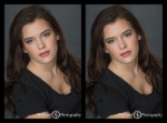 You can just photoshop that right? - The correct way to retouch a photograph - Jackson, Michigan