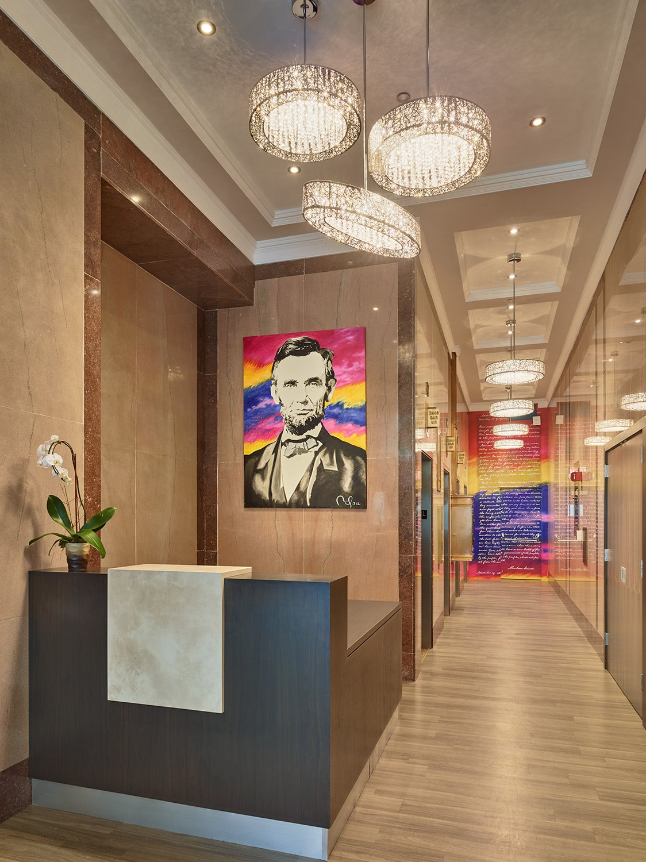 The Republic Philadelphia Hospitality Residential Interior Design