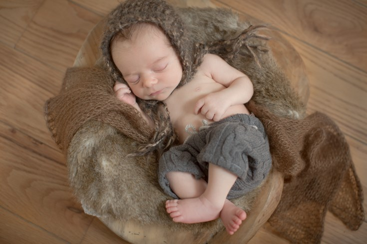 when to schedule your newborn session