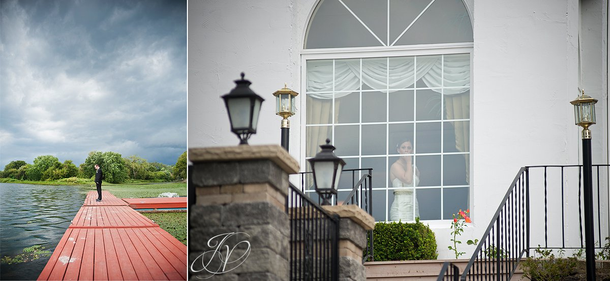 The Glen Sanders Mansion, first look photo, Albany Wedding Photographer,