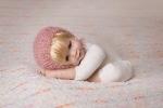 Charlotte Newborn Photography / Studio Plus Lifestyle Newborn Session