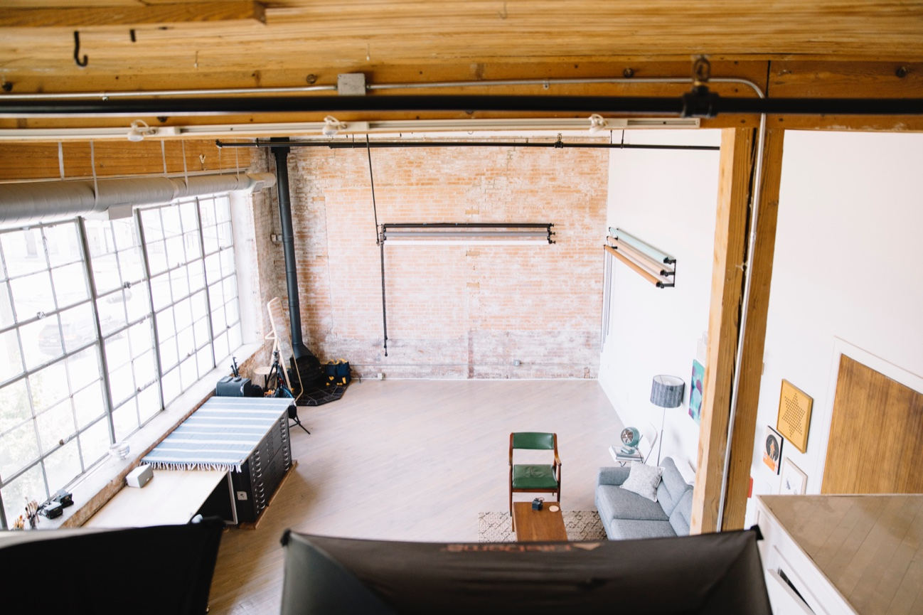 Studio No 3 | The Warehouse | Dallas, TX
