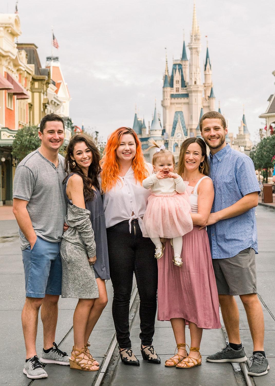 Main Street, U.S.A., Walt Disney World's Magic Kingdom, Orlando, Rya Duncklee