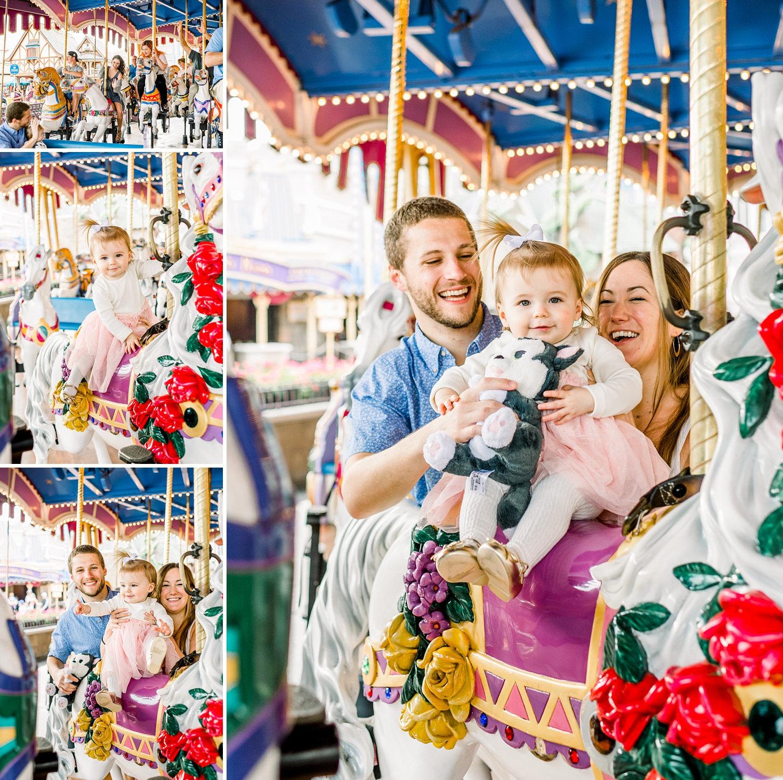 Magic Kingdom Park, Magic Session, Ryaphotos, Cinderella's Golden Carousel